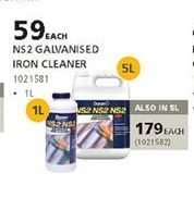 Cleaners offer at R 59