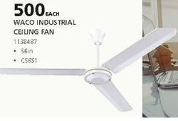 Ceiling fan offer at R 500