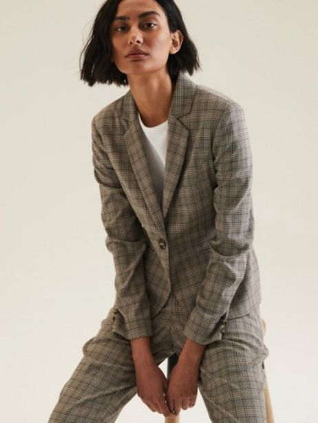 Paige check blazer offers at R 1399