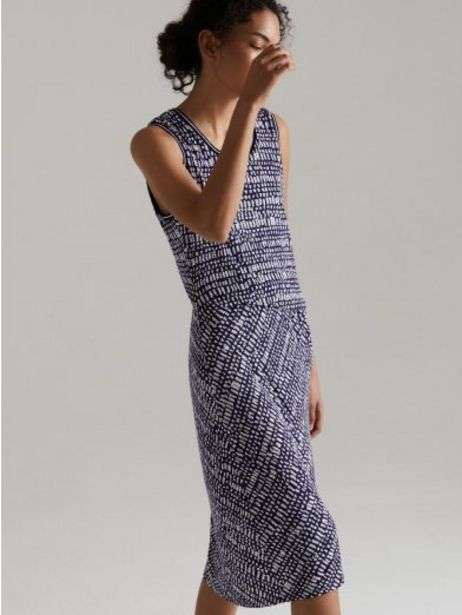 Brittany print dress offers at R 1299