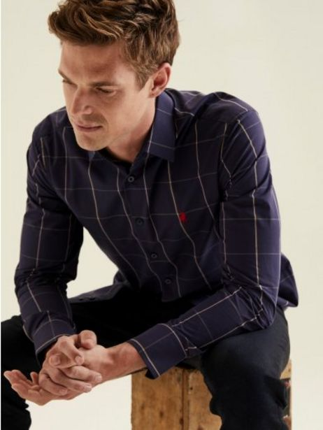 Abel check shirt offers at R 839