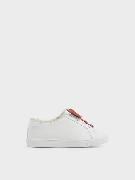 Girls' Fox Character Sneakers offers at R 19