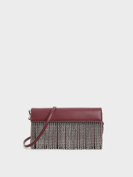 Chain Fringe Clutch offers at R 36