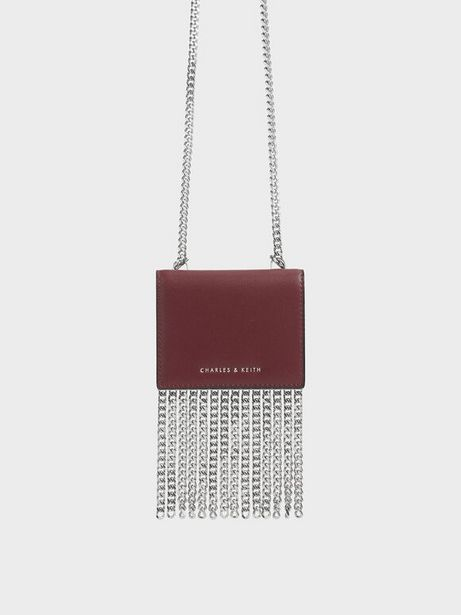 Chain Fringe Card Holder offers at R 23