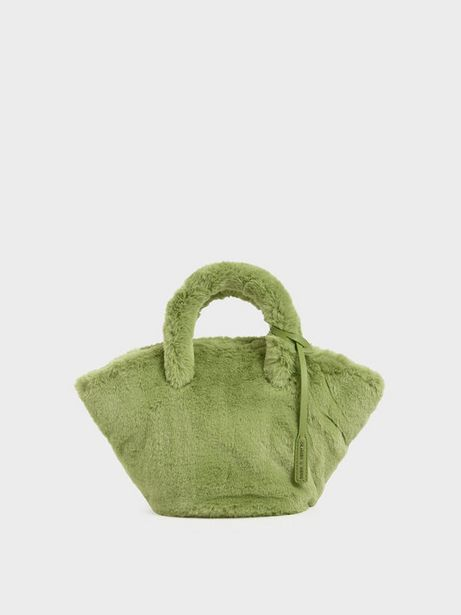 Textured Trapeze Bag offer at R 29