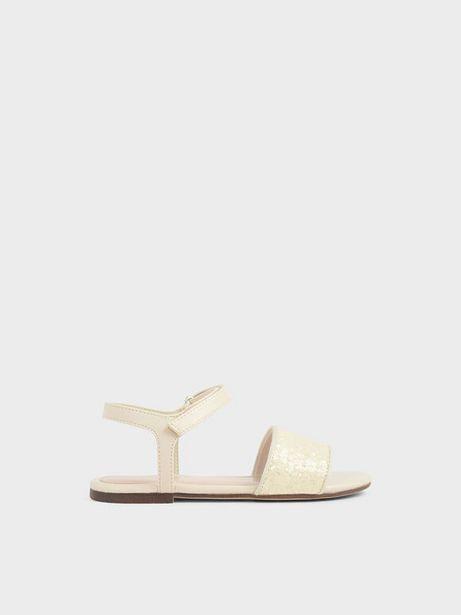 Girls' Glitter Sandals offers at R 19