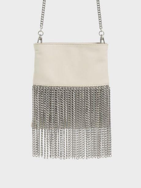 Chain Fringe Mini Crossbody Bag offer at R 26