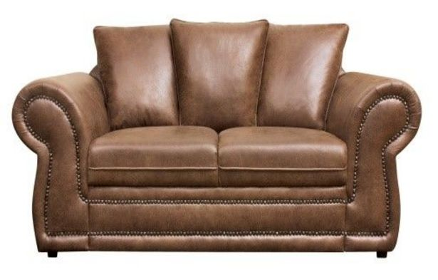 Toledo 2.5 Division Couch, Choc offers at R 4999