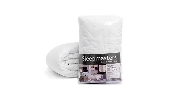 Sleepmasters Quilted Queen (152cm) Mattress Protector offers at R 199