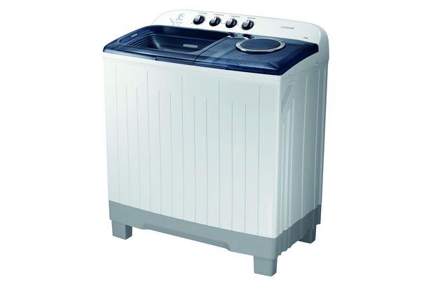 Samsung 14kg Twin Tub Washing Machine WT14J4200MB offers at R 4299