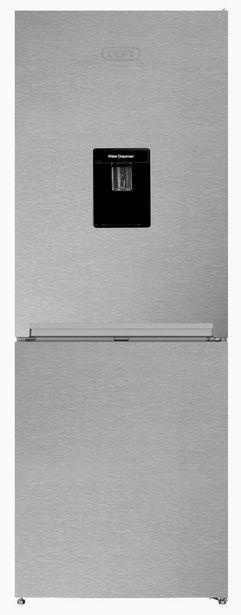 Defy C425 323lt Fridge With Water Dispenser, Metallic DAC627 offers at R 6399