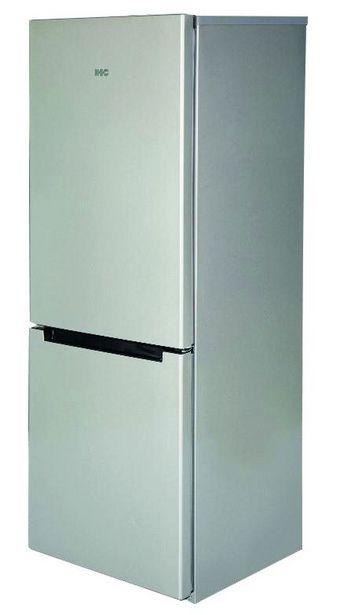 KIC 276lt Fridge Freezer Metallic KBF631ME offers at R 5399