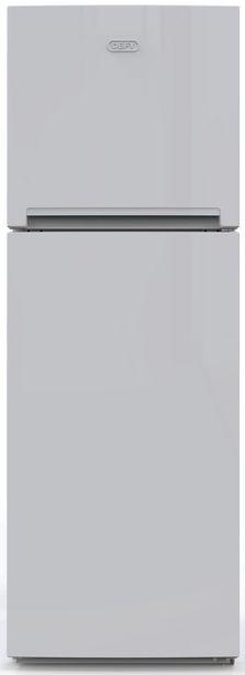 Defy 157LT Top Freezer Fridge, White DAD238 offers at R 3499