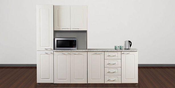 Luna 3 Piece Kitchen Scheme, Cream offers at R 6499