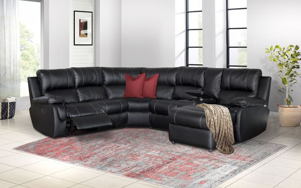 Arianna 6 Piece 1 Action Corner Lounge Suite offers at R 19999