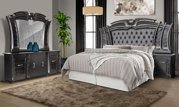 Luca 2 Piece Bedroom Suite offers at R 12999