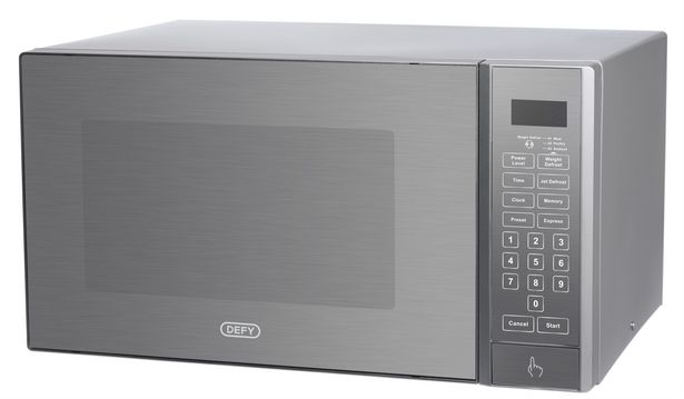 Defy 30LT Microwave DMO390 Metallic offer at R 1799