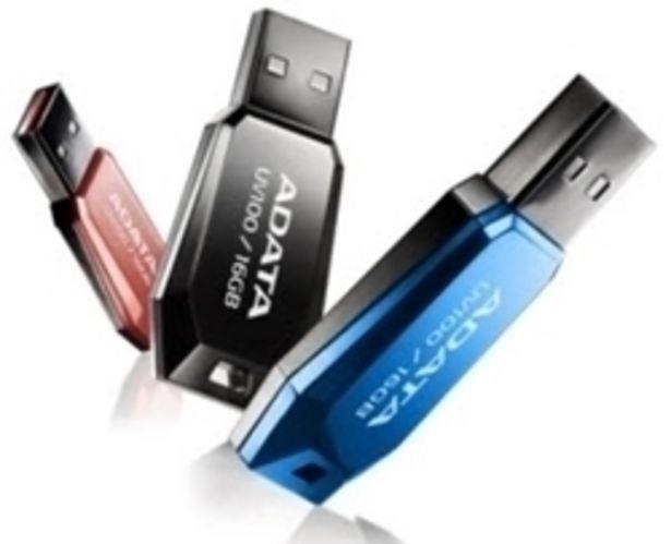 Adata UV100 32GB USB 2.0 Flash Drive offers at R 137