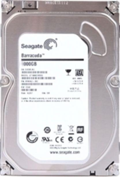 Seagate 1TB Desktop Hard Drive SATA 3.5 offers at R 859