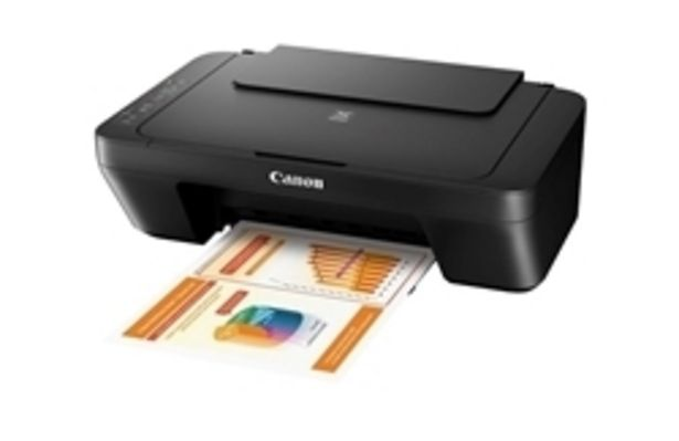 Canon PIXMA MG2545S A4 Colour Multifunction Inkjet Printer offer at R 699
