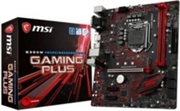 MSI H310M Gaming Plus LGA 1151 Mainboard offers at R 1749