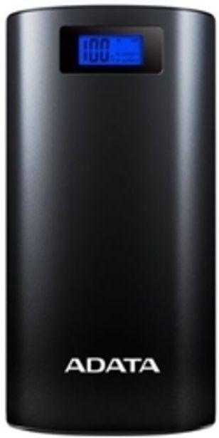 ADATA 20000mAh P20000D Black Power Bank offers at R 624