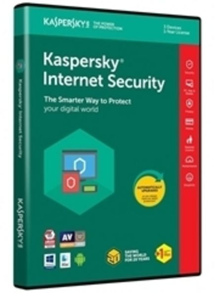 Kaspersky Internet Security 4 Device offers at R 399