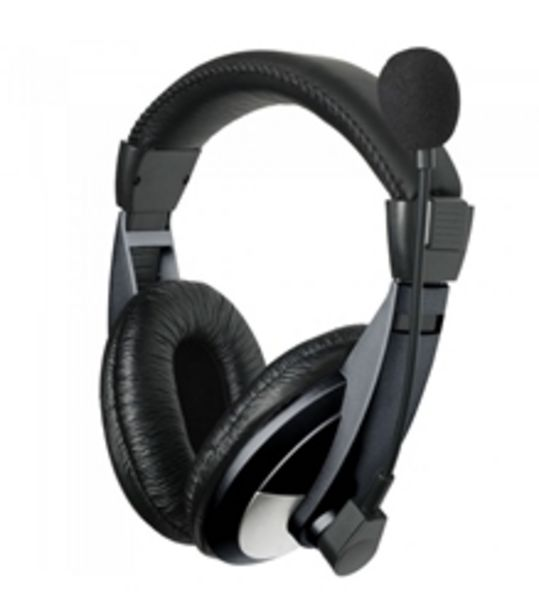 Astrum HS120 Wired Large Stereo Headphone + Mic offer at R 179