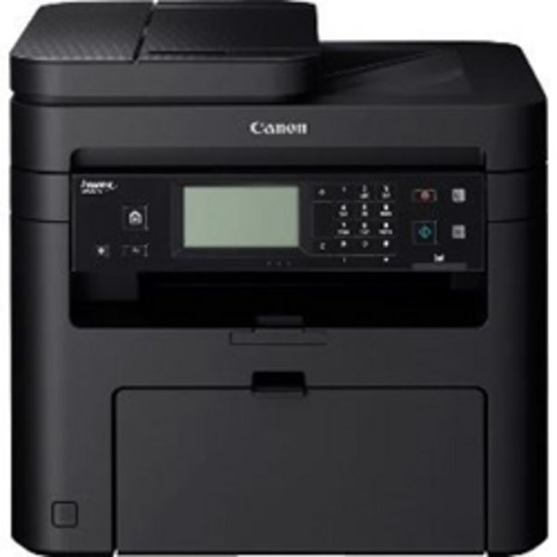 Canon i-SENSYS MF237W 4-in-1 Multifunction Wi-Fi Mono Laser Printer offer at R 2999