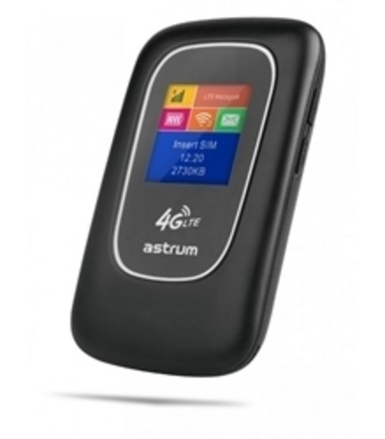 Astrum 4G LTE MiFi Router offer at R 1049