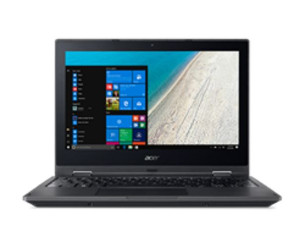 Acer Spin B118 Pentium N4200 4GB 256GB SSD 11.6HD Touch Win10Pro (2-in1 laptop/Tablet) offers at R 5099