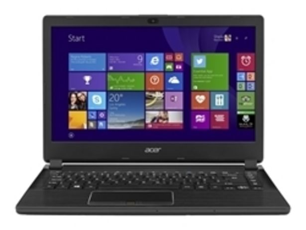 """Acer P446 i5-5200U 6GB 128GB SSD 14"""" Win8(Win10Home) offer at R 5999"""