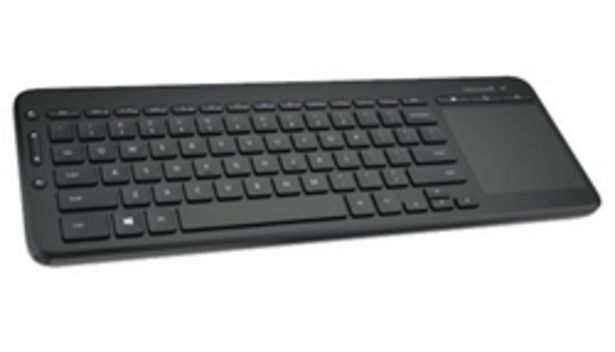 Microsoft All-In-One Media Wireless Keyboard offers at R 599