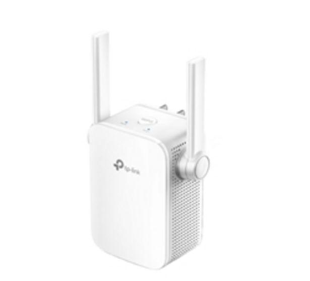 TP-Link TL WA855RE 300MBPS Wi-Fi Range Extender WallPlug 2T2R offer at R 549