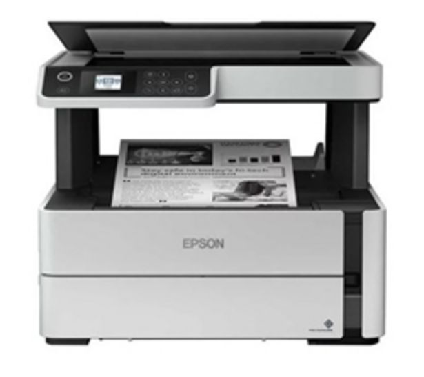 Epson M2140 EcoTank Multifunction Mono Printer offer at R 4199