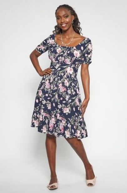Lee Floral Dress offers at R 150