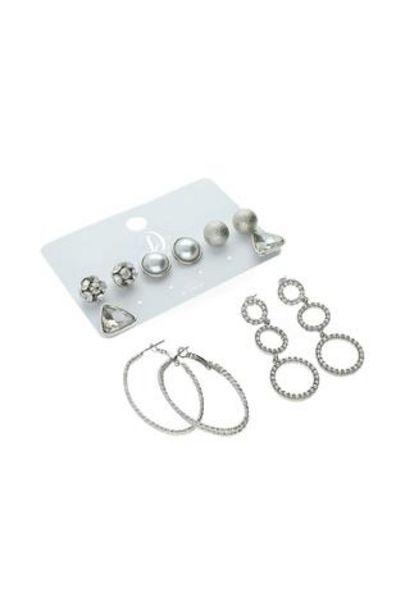 Kim 6 Pack Earrings offer at R 70