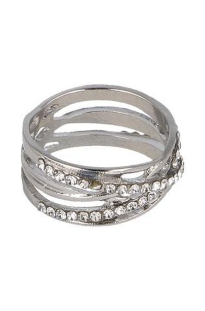 Aire Sparkle Band Ring offers at R 30