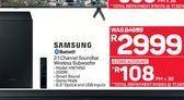 Samsung 2.1 Soundbar offer at R 2999