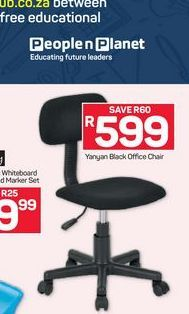 Yanyan Office Chair offer at R 599