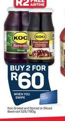 KOO Beetroot 2 offer at R 60