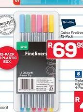 Pick n Pay Fineliners offer at R 69,99