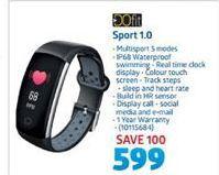 DOfit Sport 1.0 offer at R 599