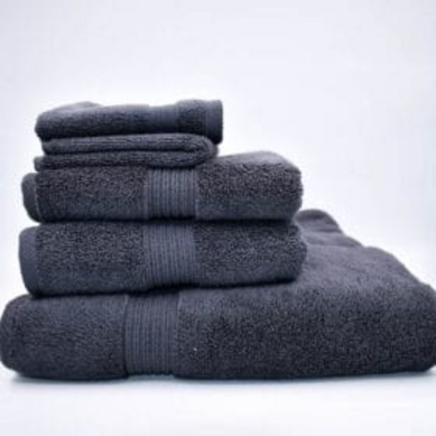 SELENE CARBON TOWEL offer at R 45