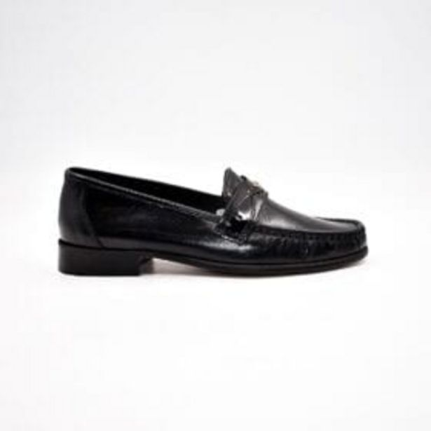 GLACE KID BLACK PAT BLK offers at R 1149