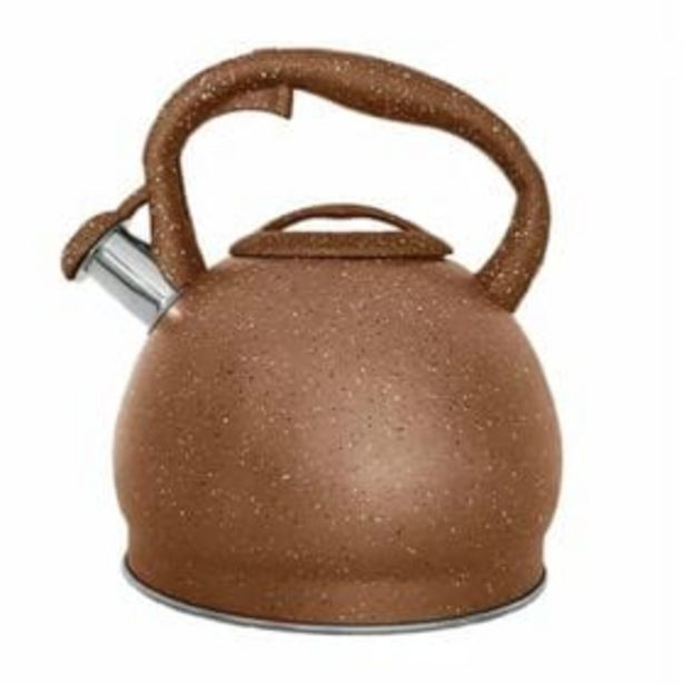 P368 KETTLE WHISTLING 3L COND BR offer at R 239
