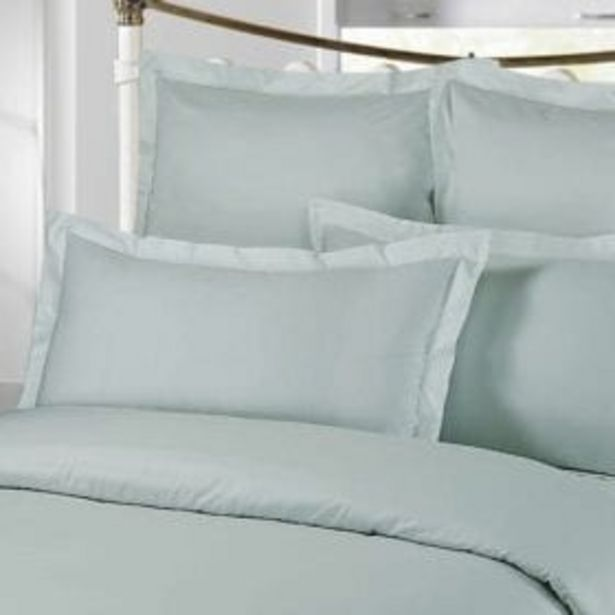 300TC PLAIN PILLOW CASE MARINE offer at R 229