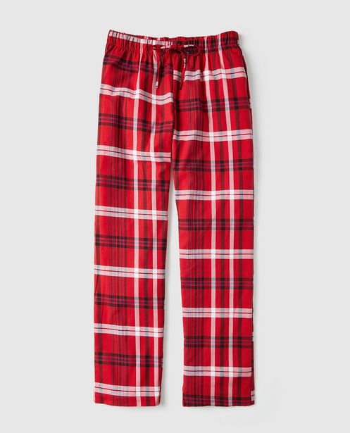 Flannel Pajama Pant offers at R 500,01