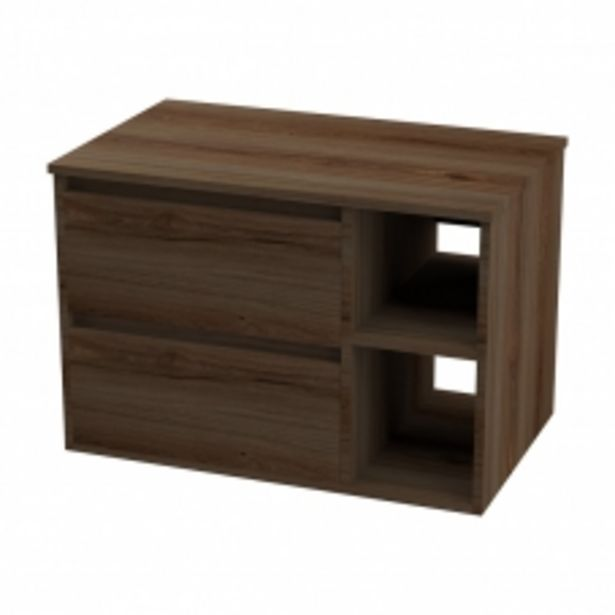 NEVADA 780 W/HUNG UNIT  WITH SOLID TOP - SAHARA offers at R 4495