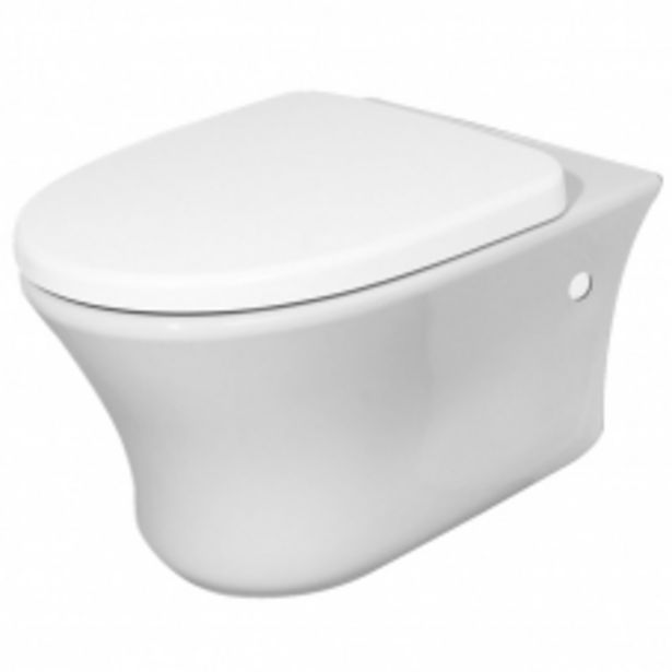 MARAJO/DIPLOMAT W/HUNG PAN INCL SEAT & FIXATIONS - XTED016A offers at R 1550